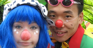 Support the Clown Festival